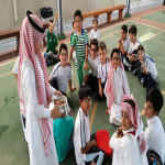 SAUDI NATIONAL DAY  (Grades 1-3)