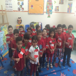 Red Day KG-2