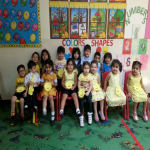 Yellow Day KG-1