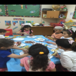 After school clubs at the preschool