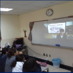 Video Conference with Kanonji Elementary School