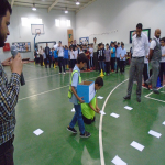 Arabic activity in the assembly