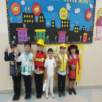 Career Day Grade 1-2-3