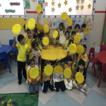 Yellow Day KG-2