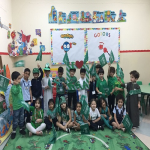 Saudi National Day KG-2
