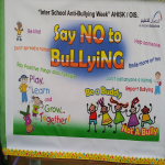 Anti bullying week-Wall Mural KG-3