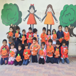 Orange Day KG-2