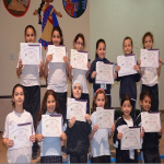 Girls Section Honor Roll