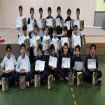 Quran competition Boys section