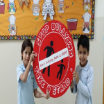 Anti bullying campaign-primary section