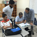ALHUSSAN International Schools have organized an intensive classes for Grade 12