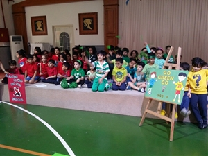 Sports Day KG-3