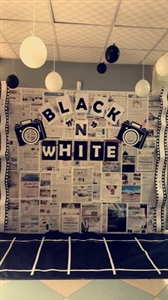 Black and white Day KG-3