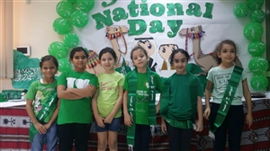 Saudi National Day -Girls Section