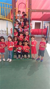 KG-1 & KG-2 -Red Day