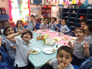 KG3 5 Senses Activity