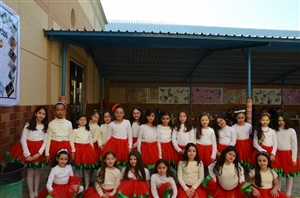International Day AHISK-Girls section