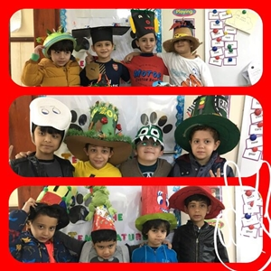 Hat Day at AHISK Pre-School