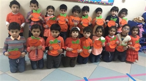 Orange Day-KG2