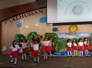 International Language Day Grade 1