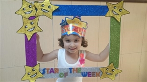 STAR OF THE WEEK-KG1