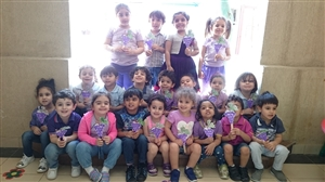 PURPLE DAY-KG1