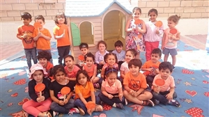 ORANGE DAY-KG1