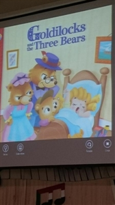 Goldilocks and the Three Bears-KG1