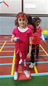 Sports Day for KG3