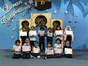 Quran Competition-Girls Section: