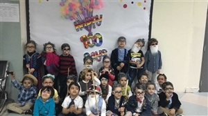 100 Days at School-KG2